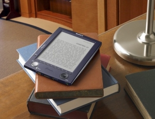 книги и читалка электронная