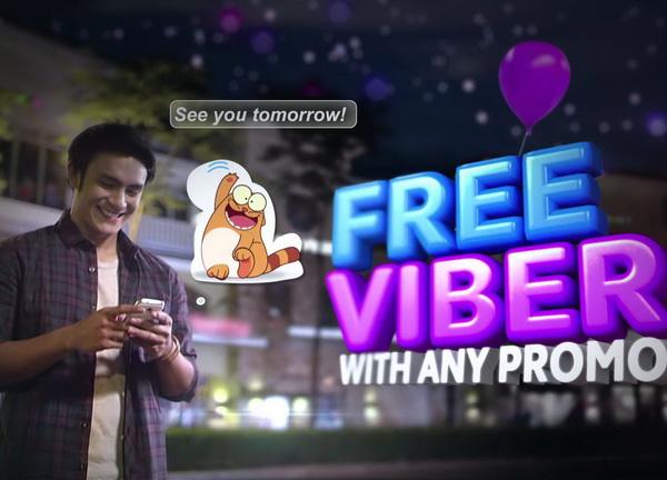 viber free promo
